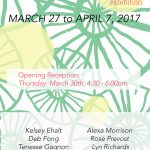 2017 Certificate and Diploma Exhibition
